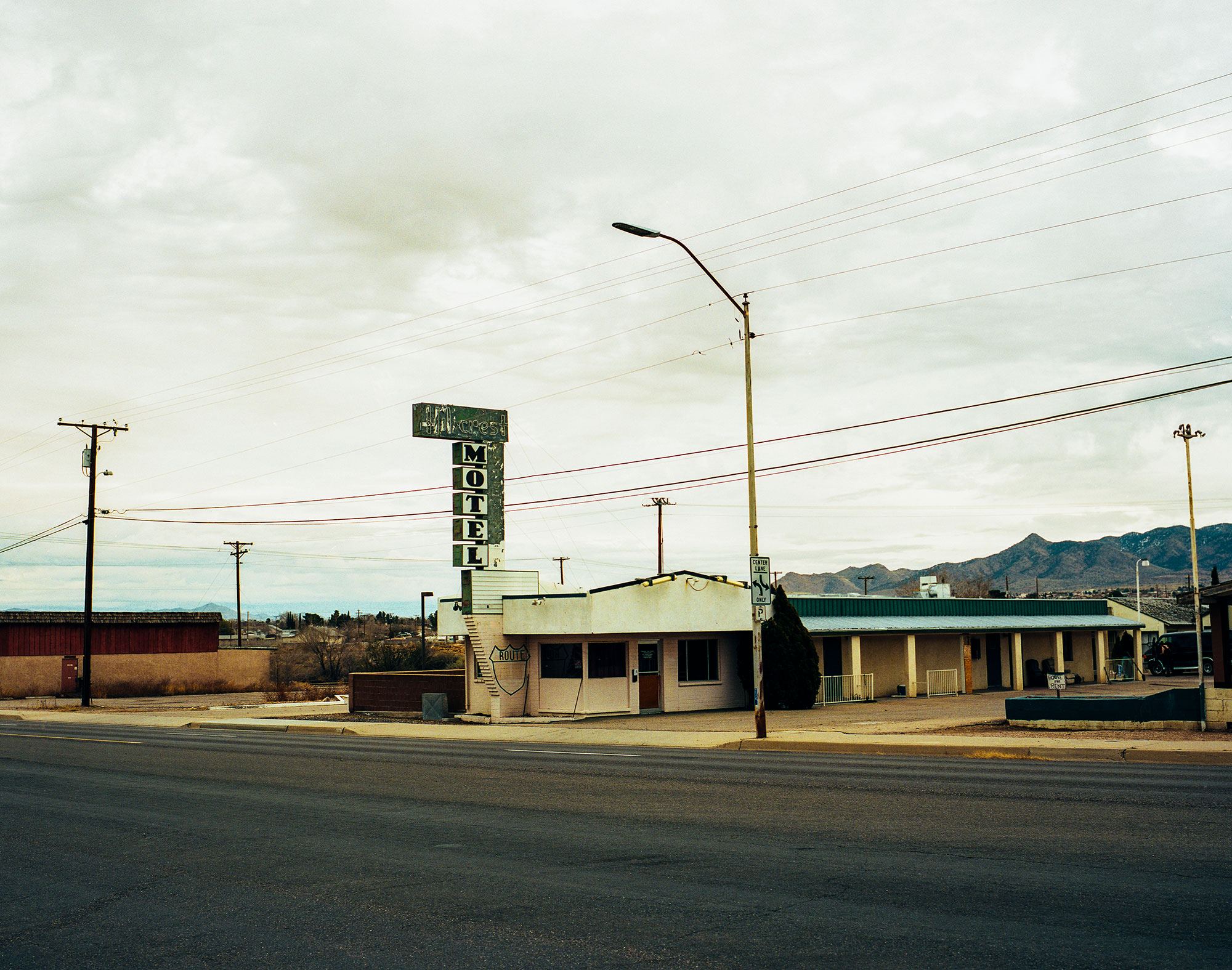 Motel , Arizona