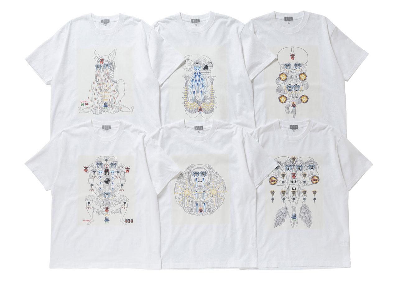 C.E 「KTOP T」¥8,000