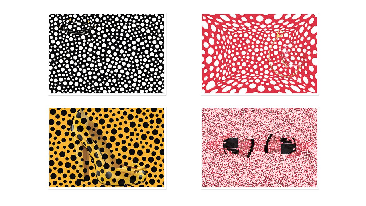 Louis Vuitton x Yayoi Kusama Book, 2012