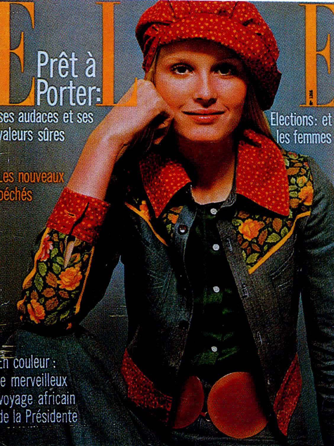 1971年発売『ELLE』