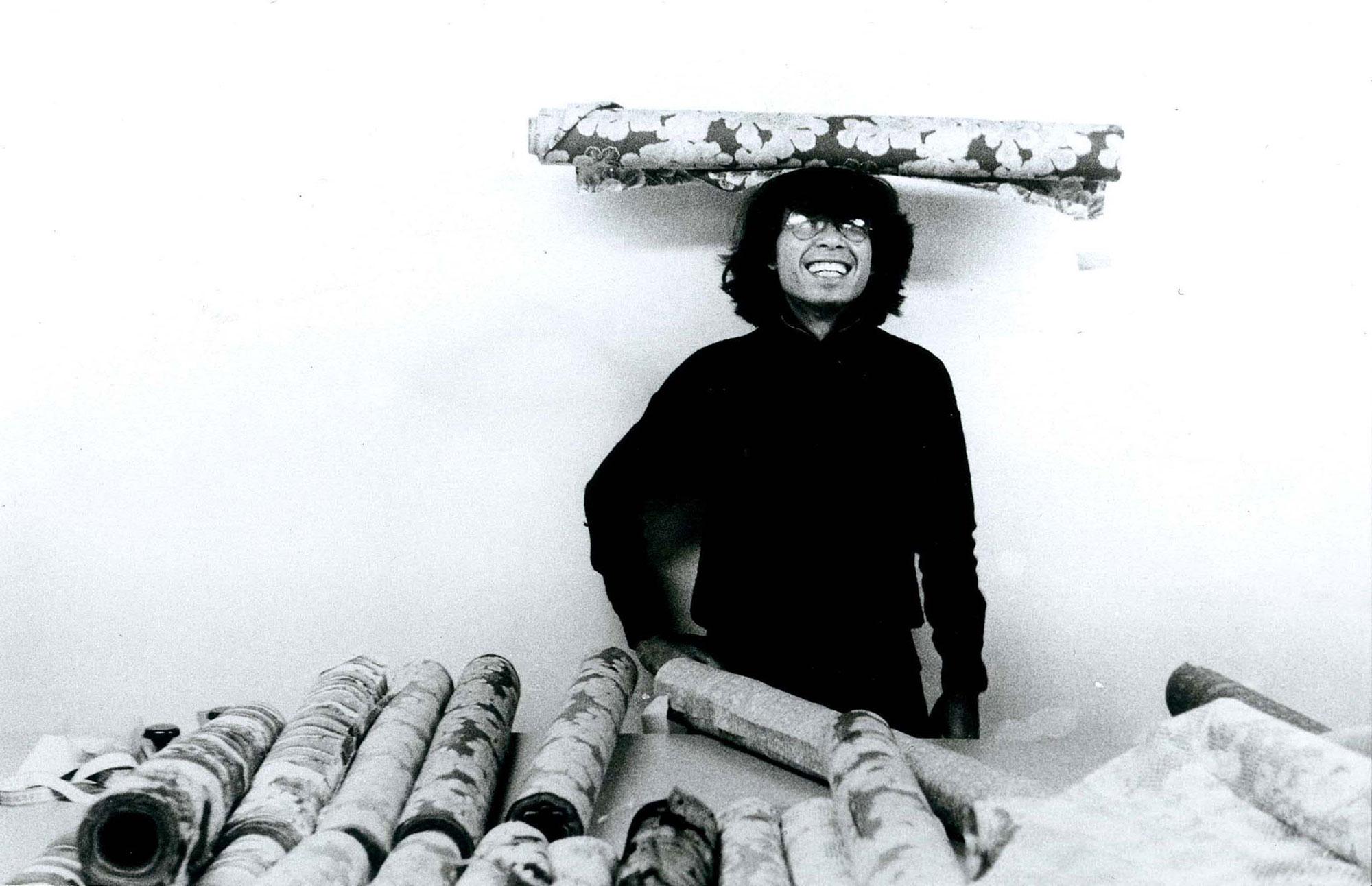 1971年の高田賢三