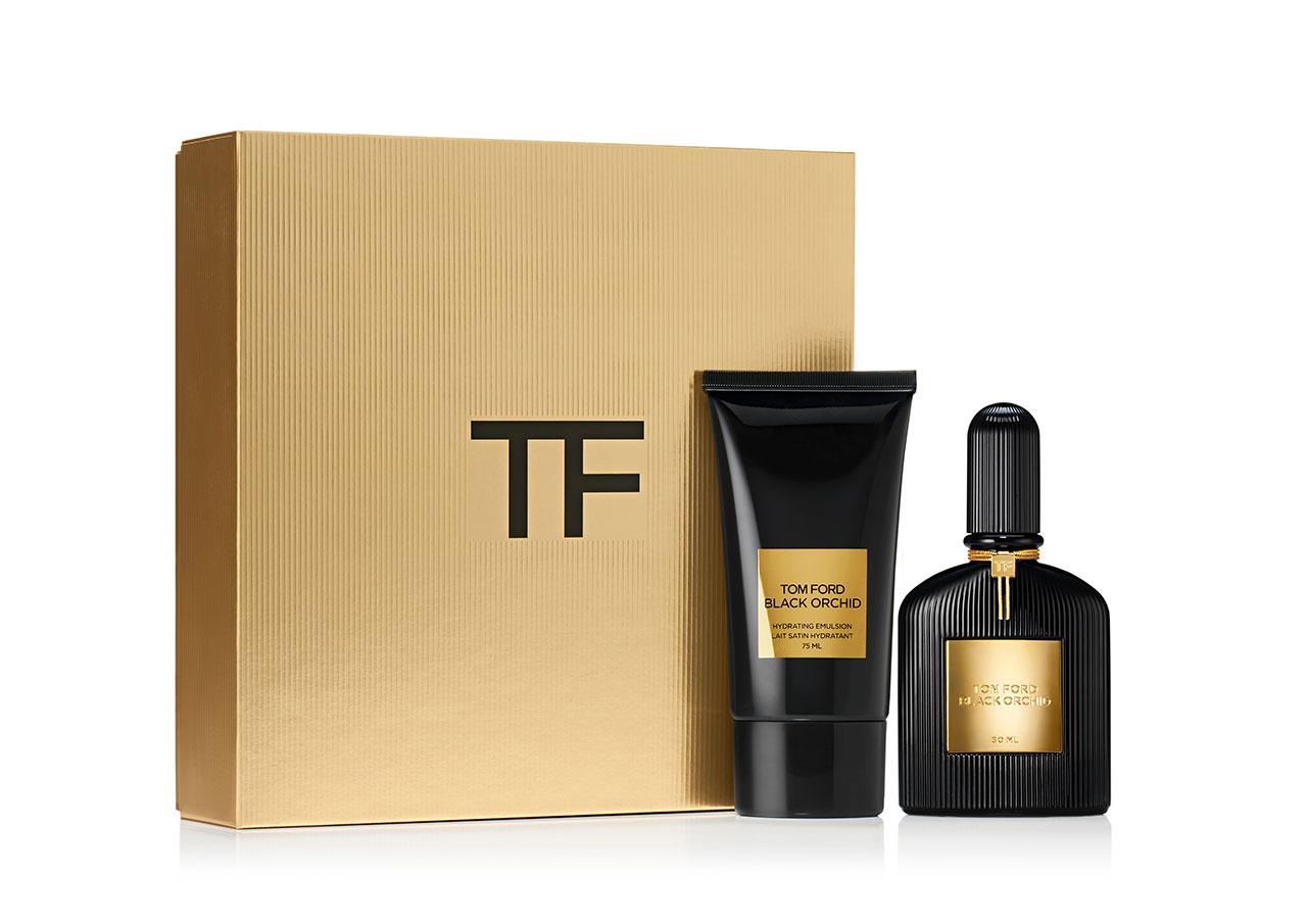 トム フォード ブラック オーキッド コレクション ¥14,000   ©︎ TOM FORD BEAUTY