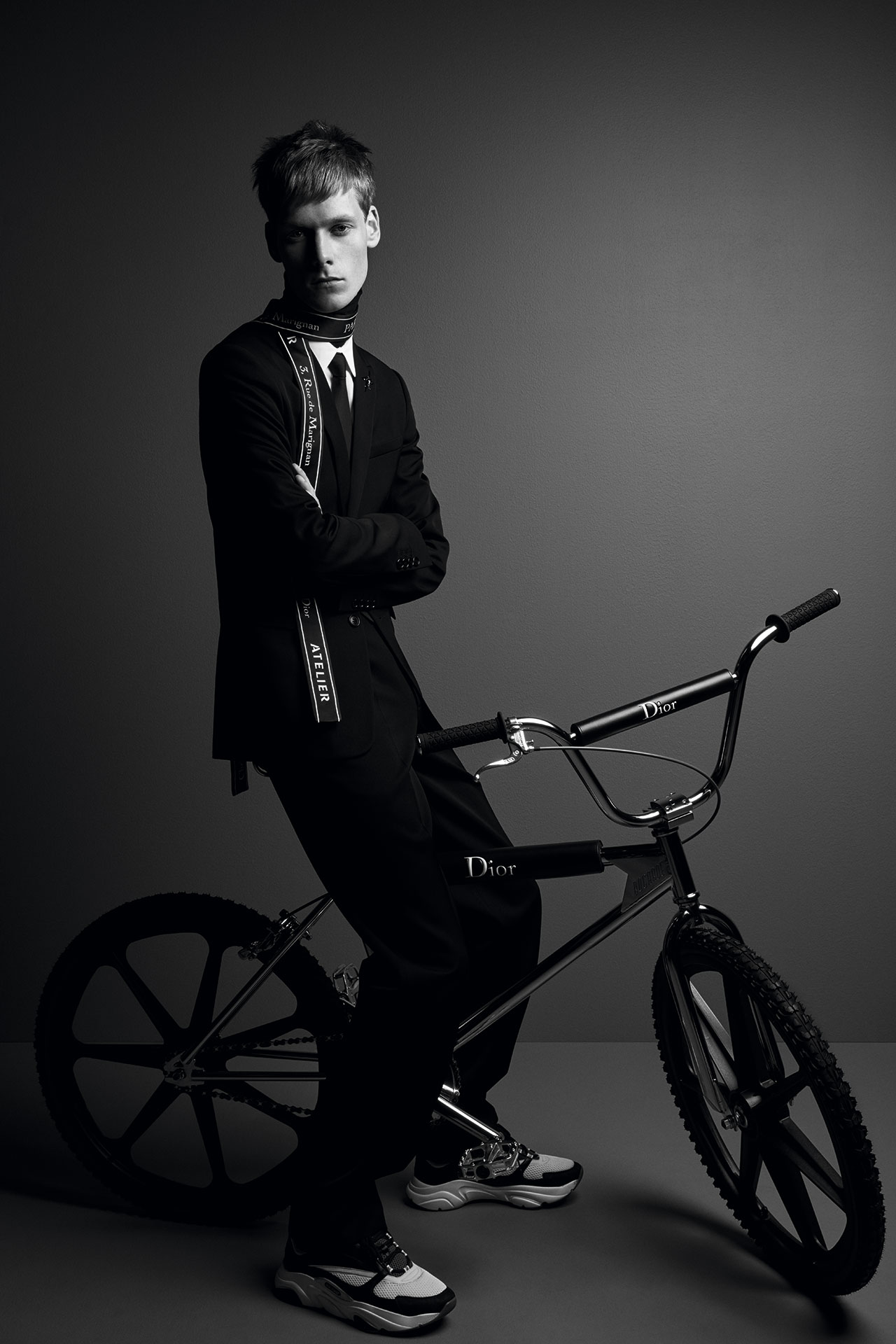 Photo by Patrick Demarchelier | © DIOR HOMME