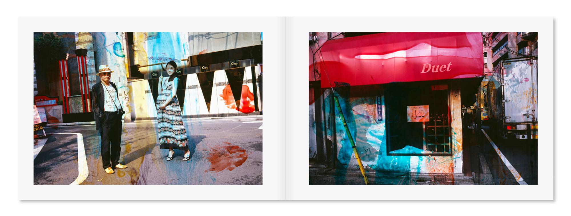 BLUE PERIOD / LAST SUMMER : ARAKINEMA © Nobuyoshi Araki