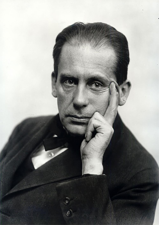 Bauhaus 創立者 Walter Gropius (ヴァルター・グロピウス)