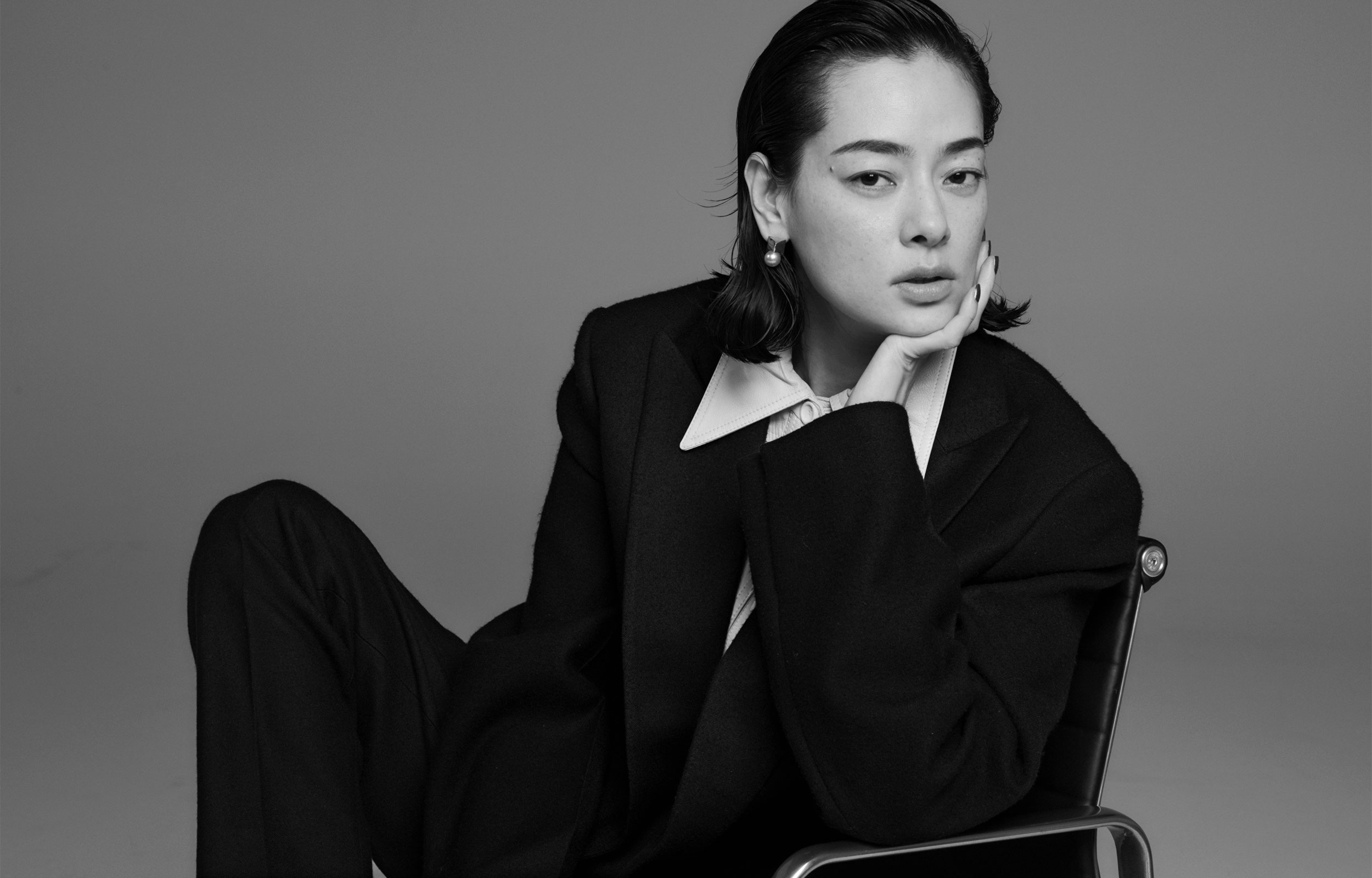 女優・市川実日子インタビュー   Portraits   THE FASHION POST