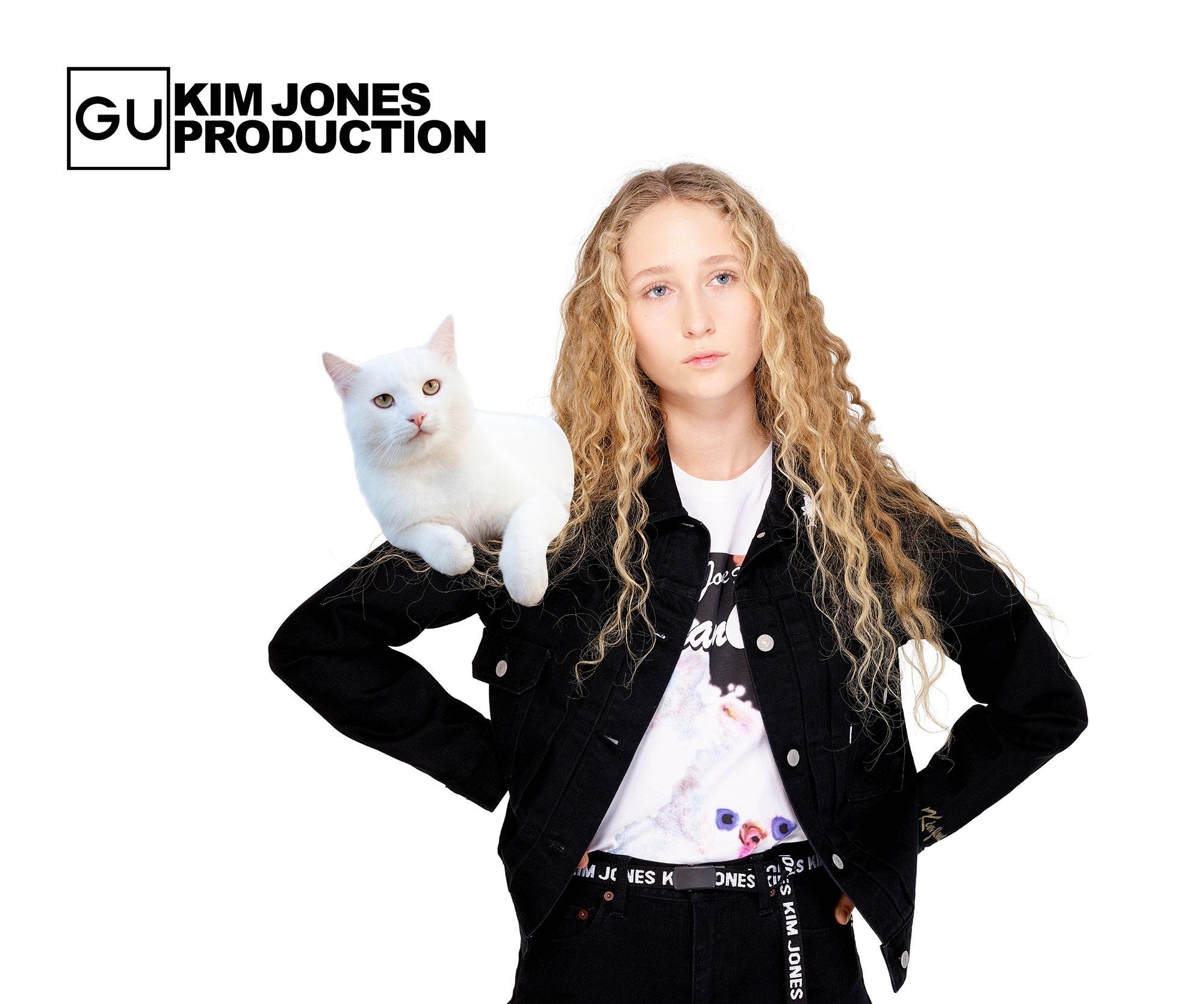 「KIM JONES GU PRODUCTION」