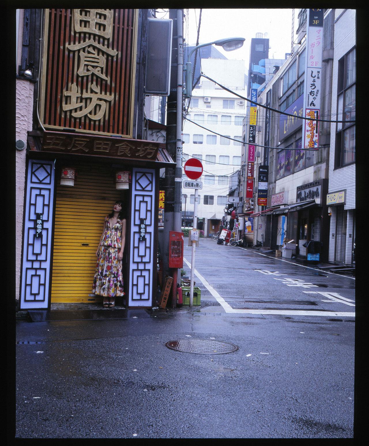 ©Chikashi Suzuki, Courtesy of KOSAKU KANECHIKA