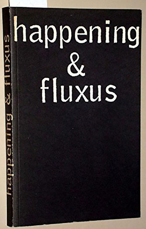 『happening & fluxus』