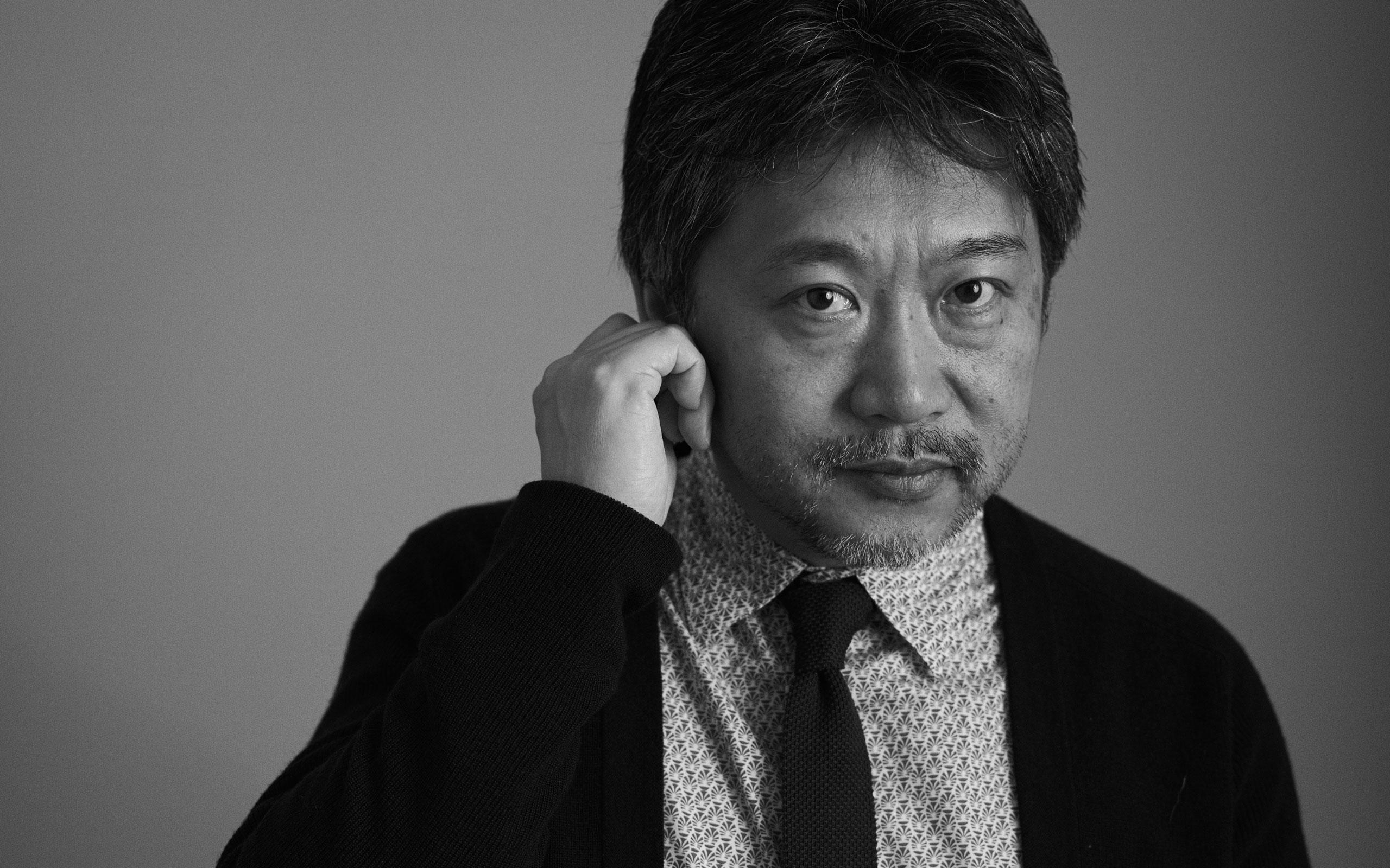 映画監督・是枝裕和インタビュー