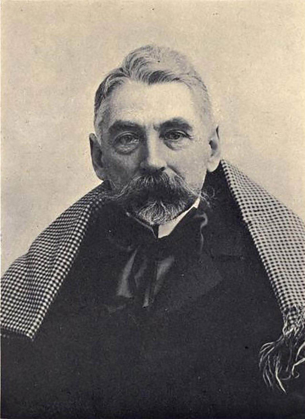 Stéphane Mallarmé (ステファヌ・マラルメ)