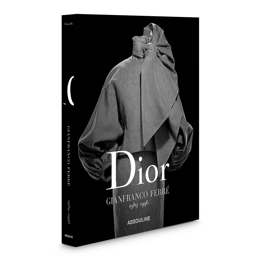『DIOR BY GIANFRANCO FERRE』(英/仏語版) カバー *国内未発売 | PHOTO : DIOR