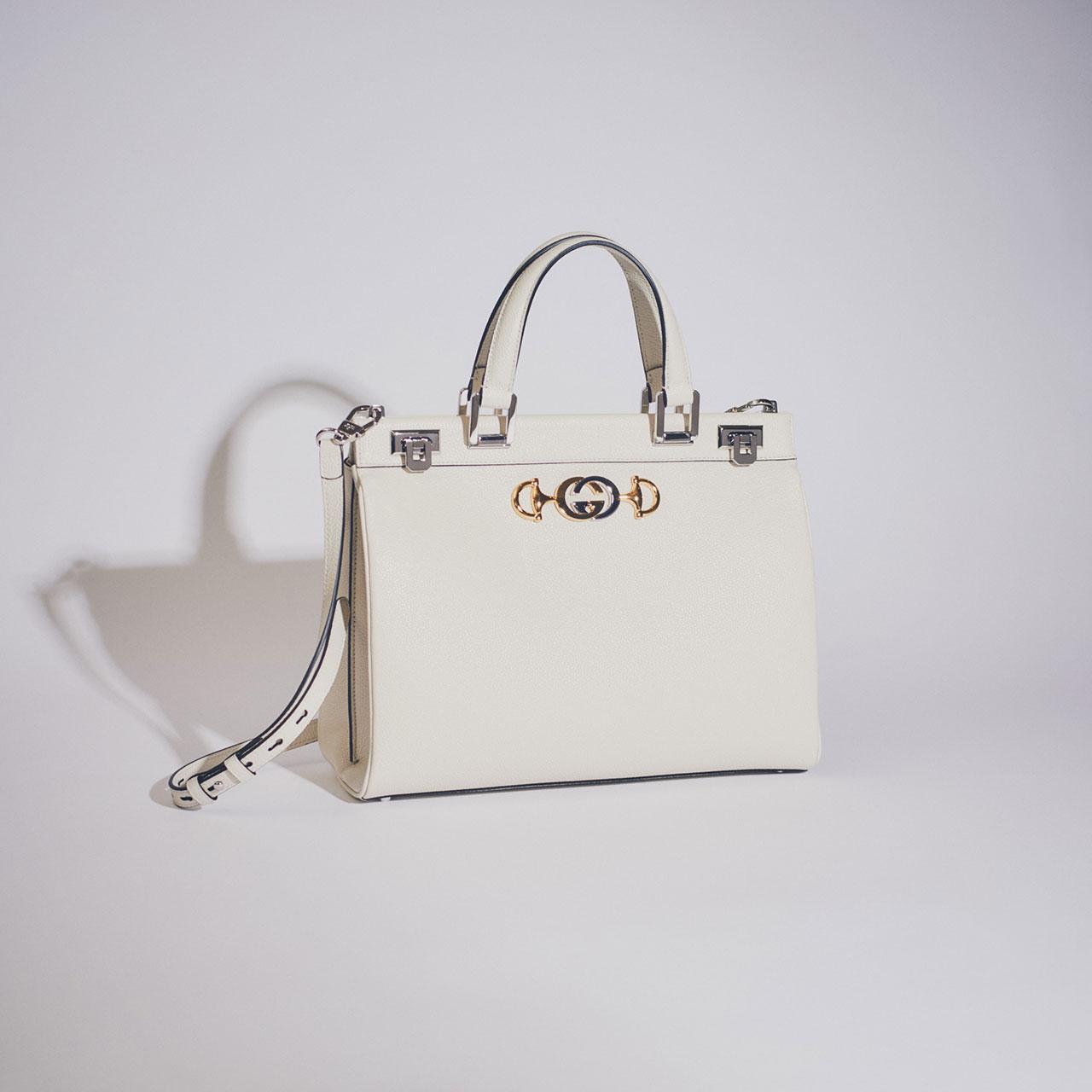 ¥435,000 [W33.5×H26×D11.5cm]、Gucci/グッチ ジャパン カスタマーサービス 0120-88-1921
