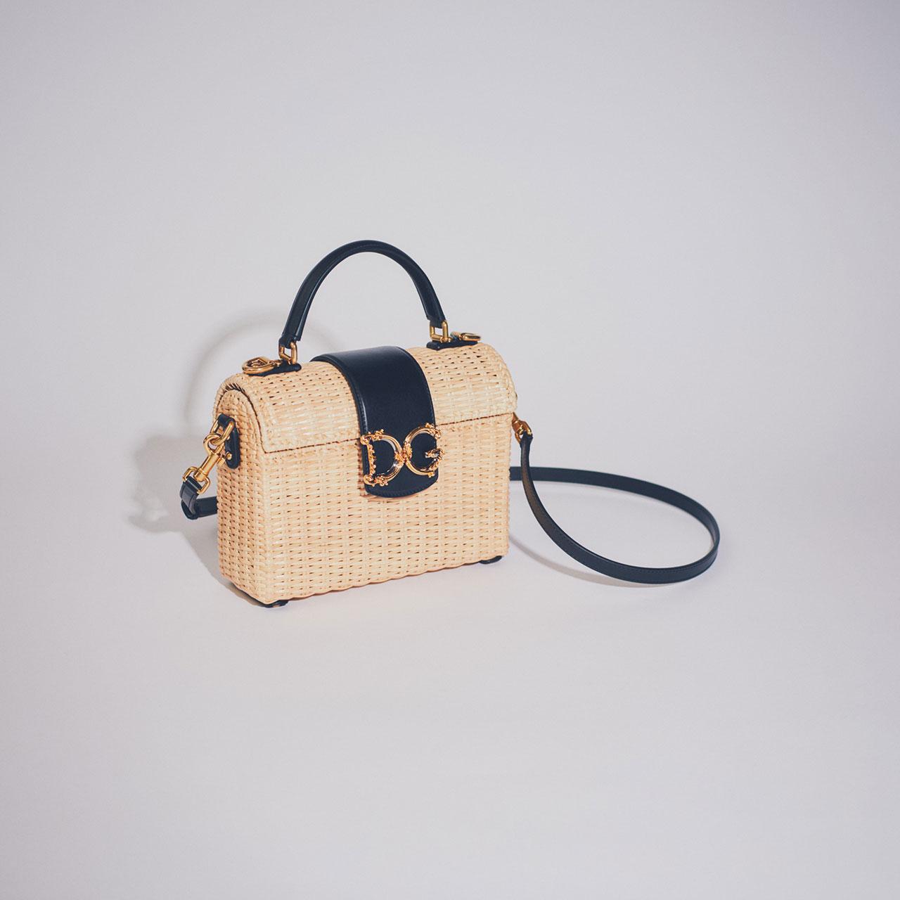 ¥390,000 (予定価格) [25×18×10cm]、Dolce&Gabbana/ドルチェ&ガッバーナ ジャパン 03-6419-2220