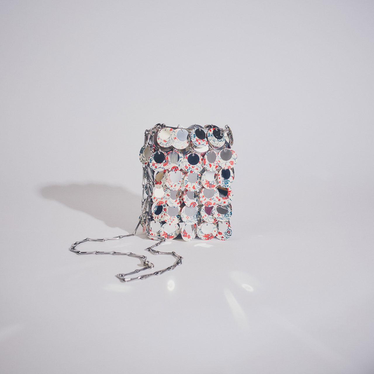¥73,000 [W10.5×H17×3.5cm] Paco Rabanne (パコ ラバンヌ)