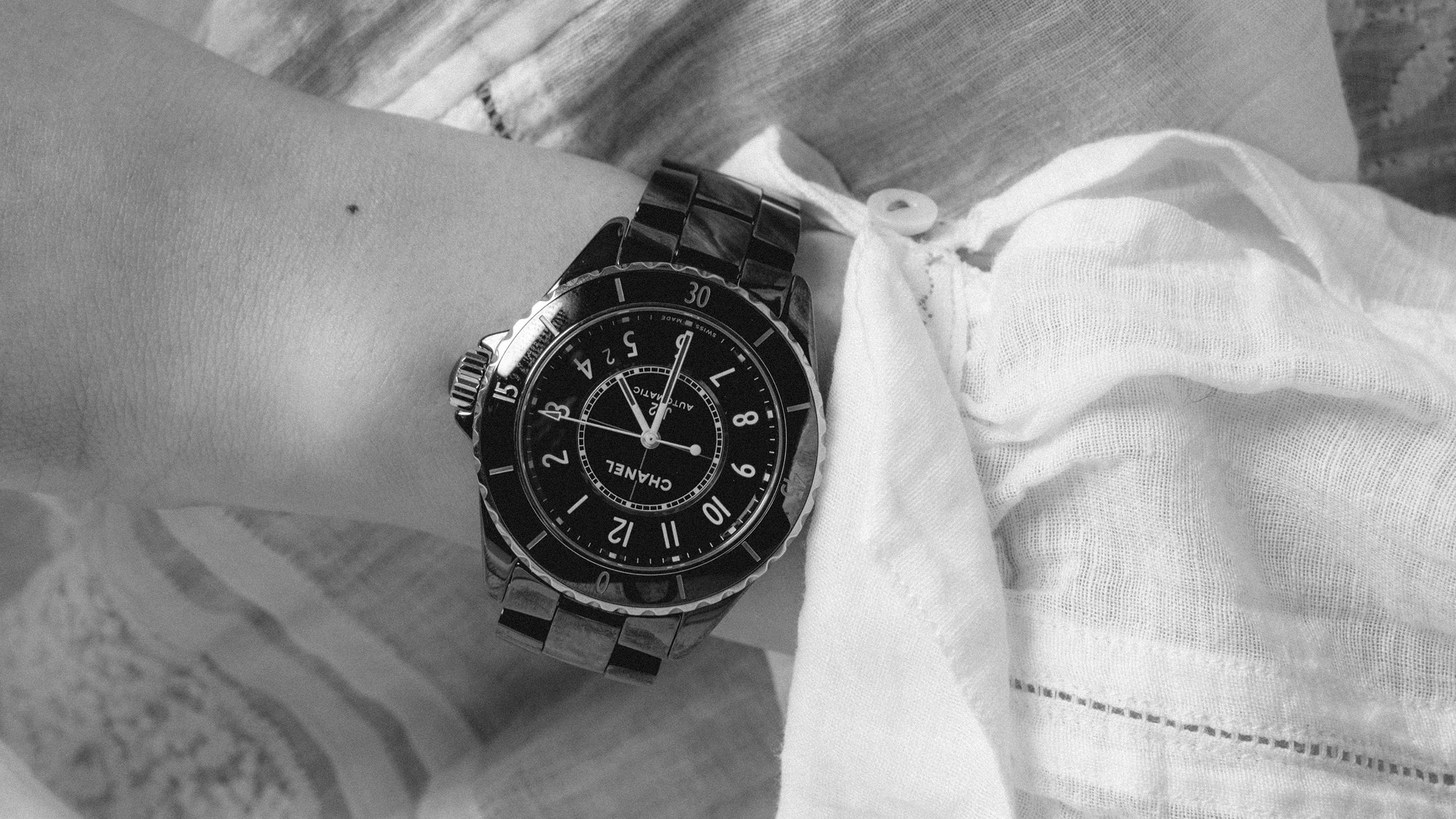 時計 (J12) ¥632,500 *6月5日発売、CHANEL (シャネル)