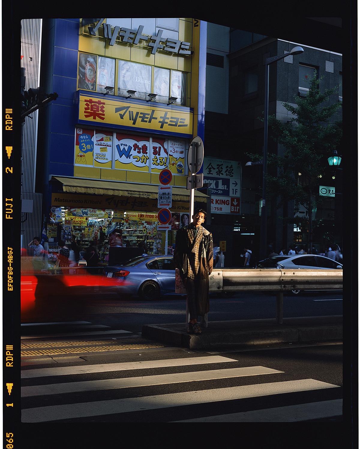 Roppongi, Tokyo © Chikashi Suzuki, Courtesy of KOSAKU KANECHIKA