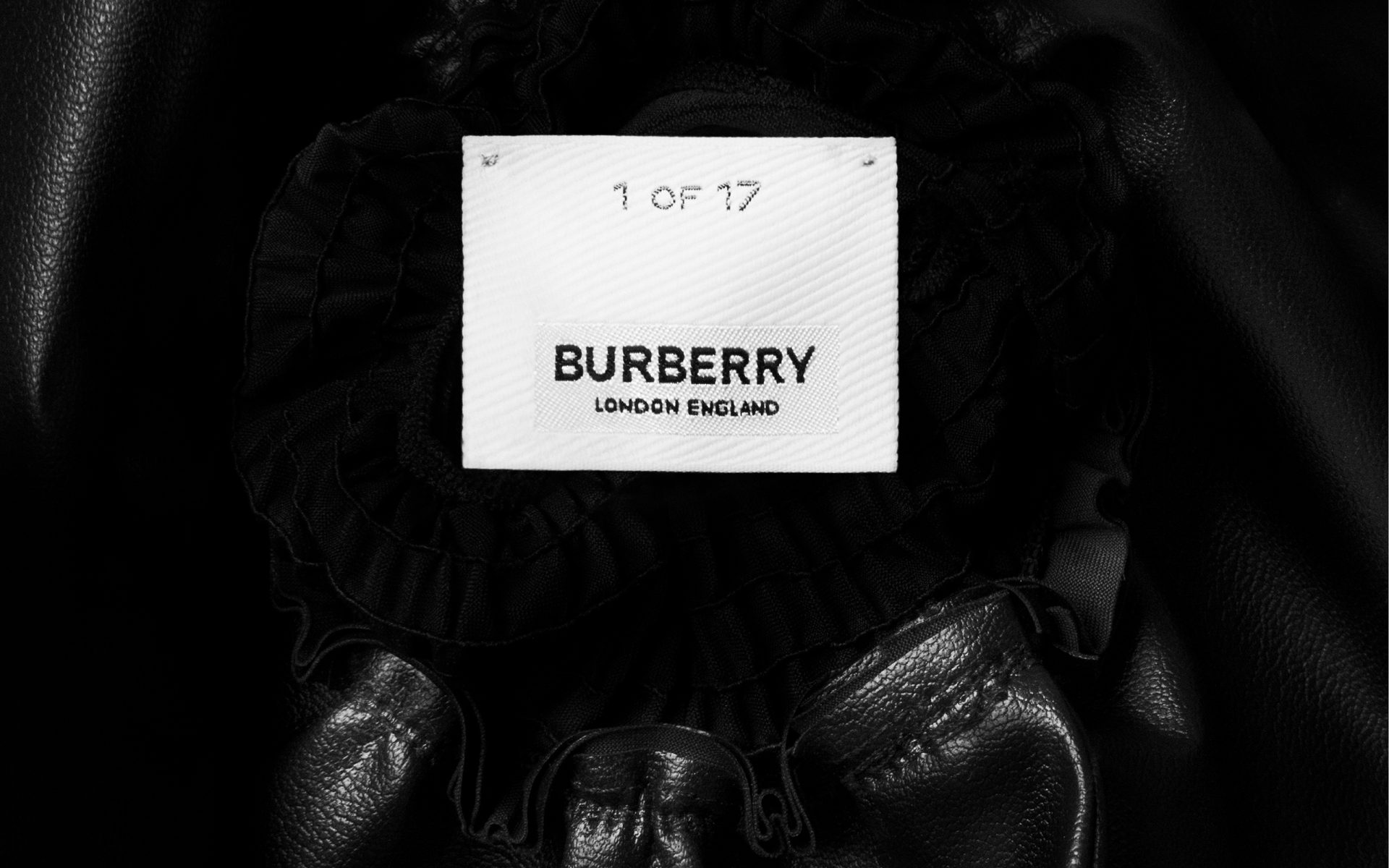 © Courtesy of Burberry