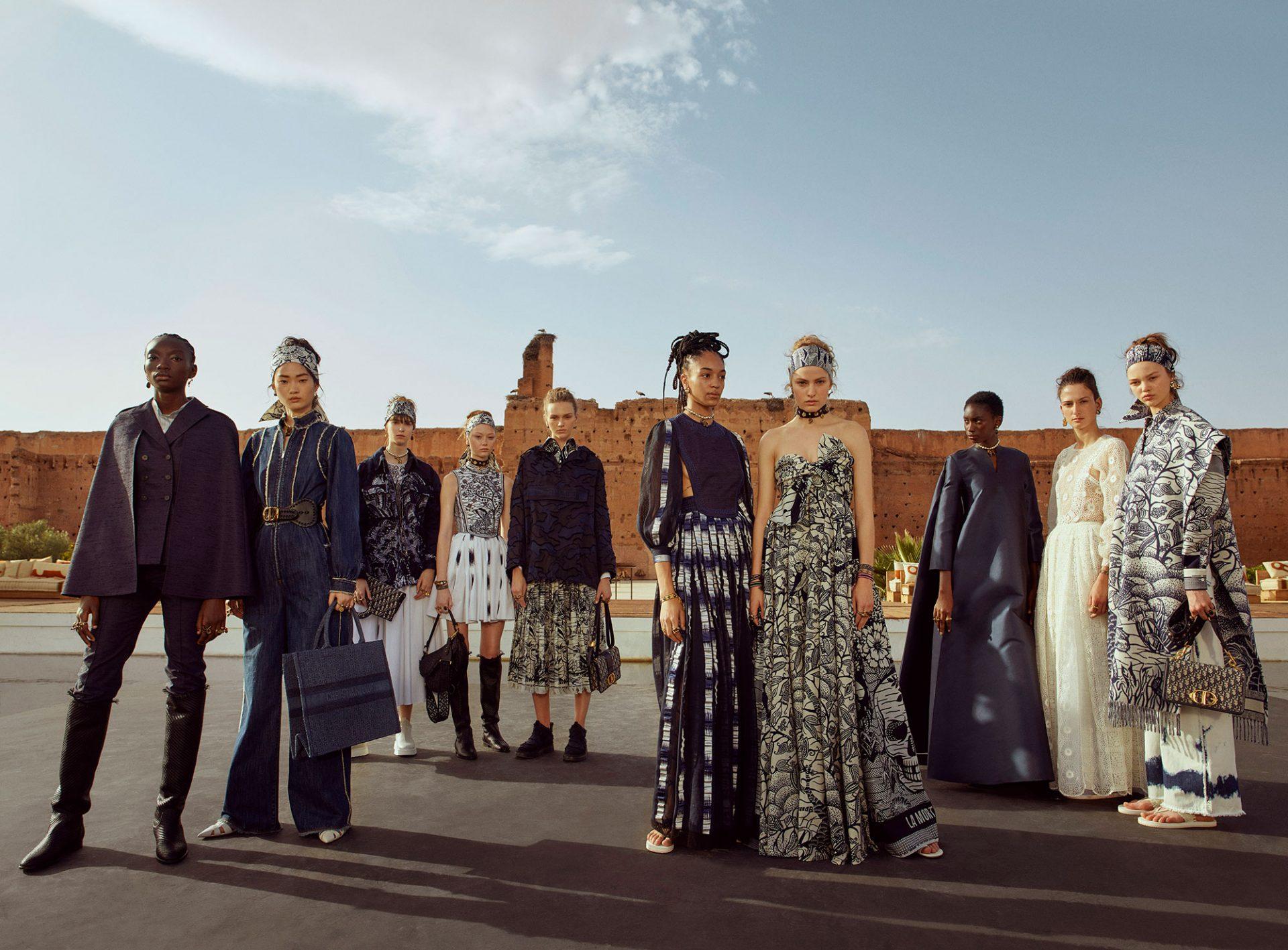 Photo : Nadine Ijewere for Dior
