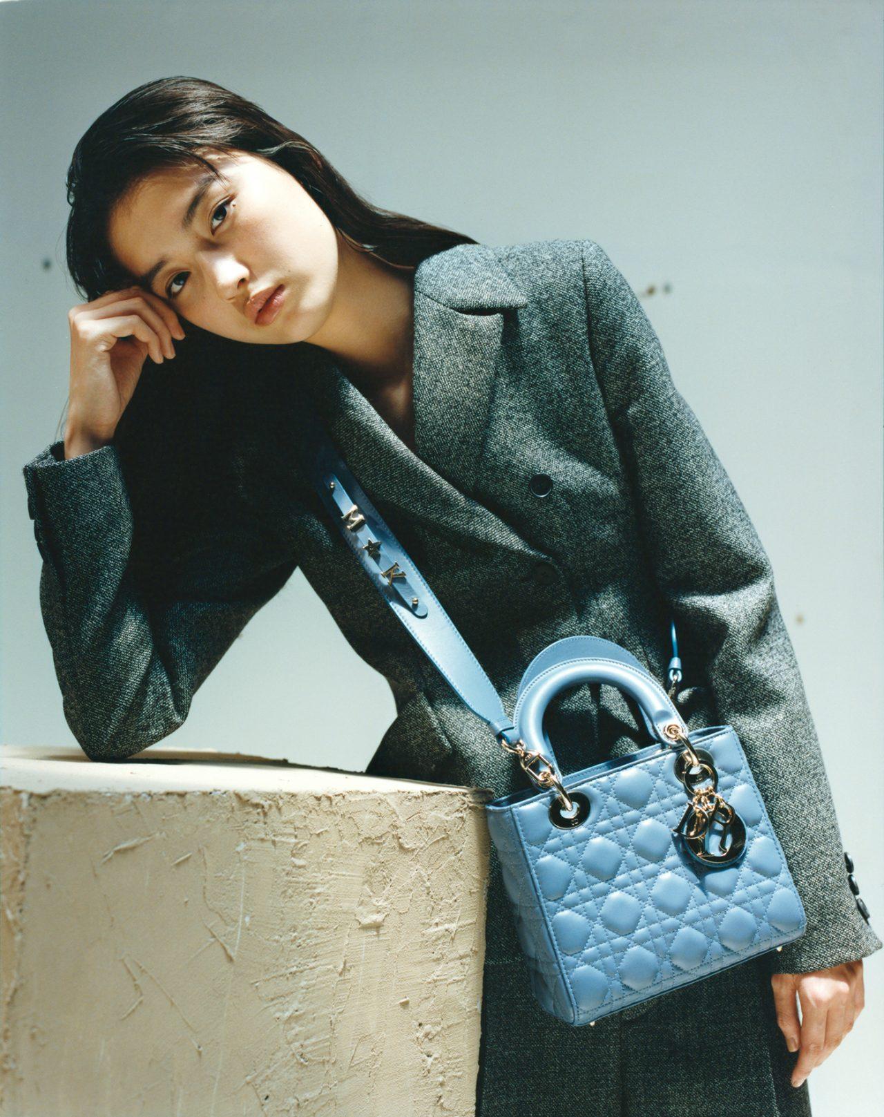 茅島みずきと DIOR (ディオール) vol.4 | Fashion | THE FASHION POST