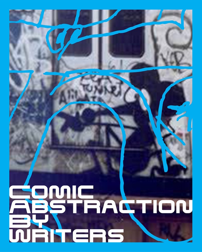 「COMIC ABSTRACTION BY WRITERS」