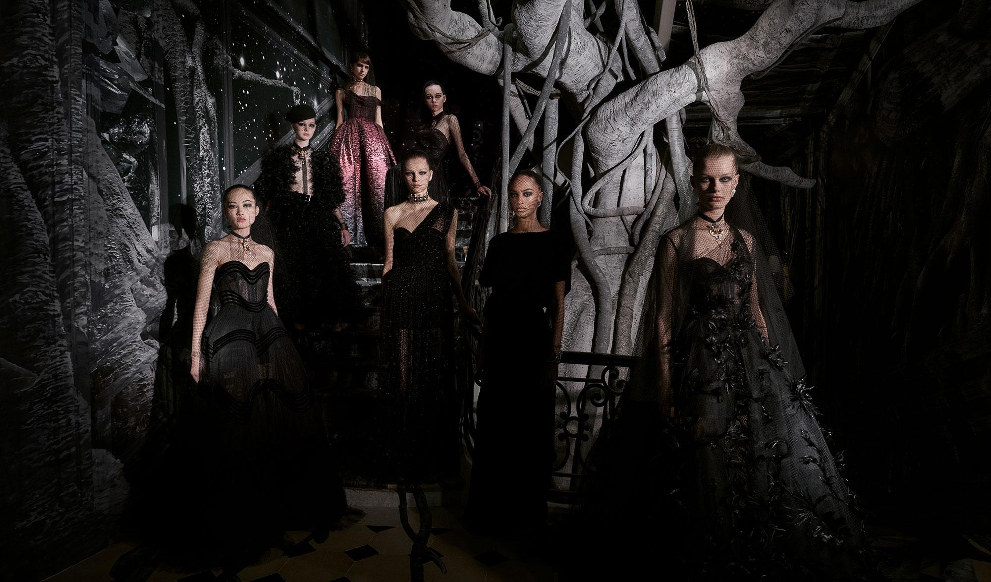 Photo : Camillle Vivier pour Dior