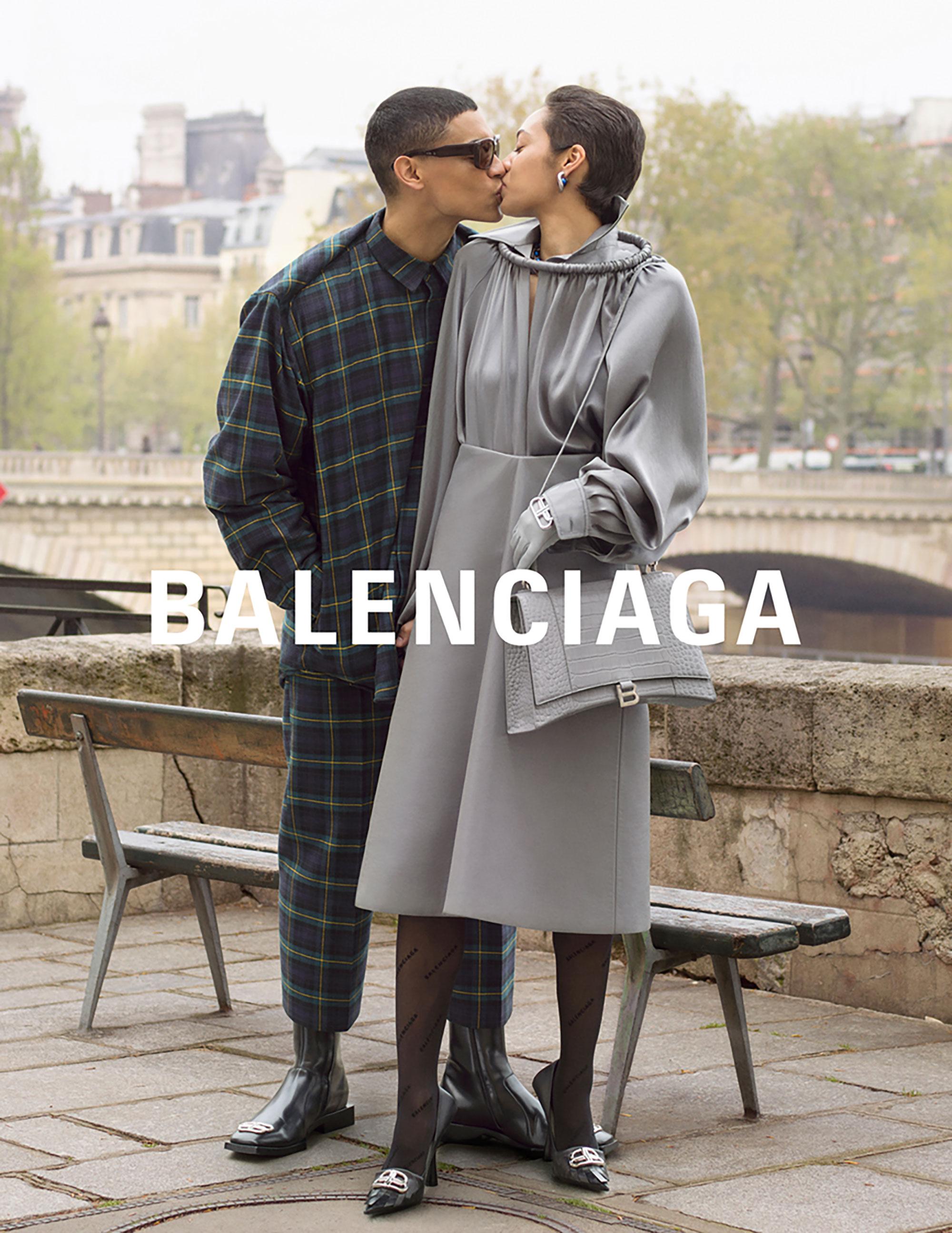 Courtesy of BALENCIAGA