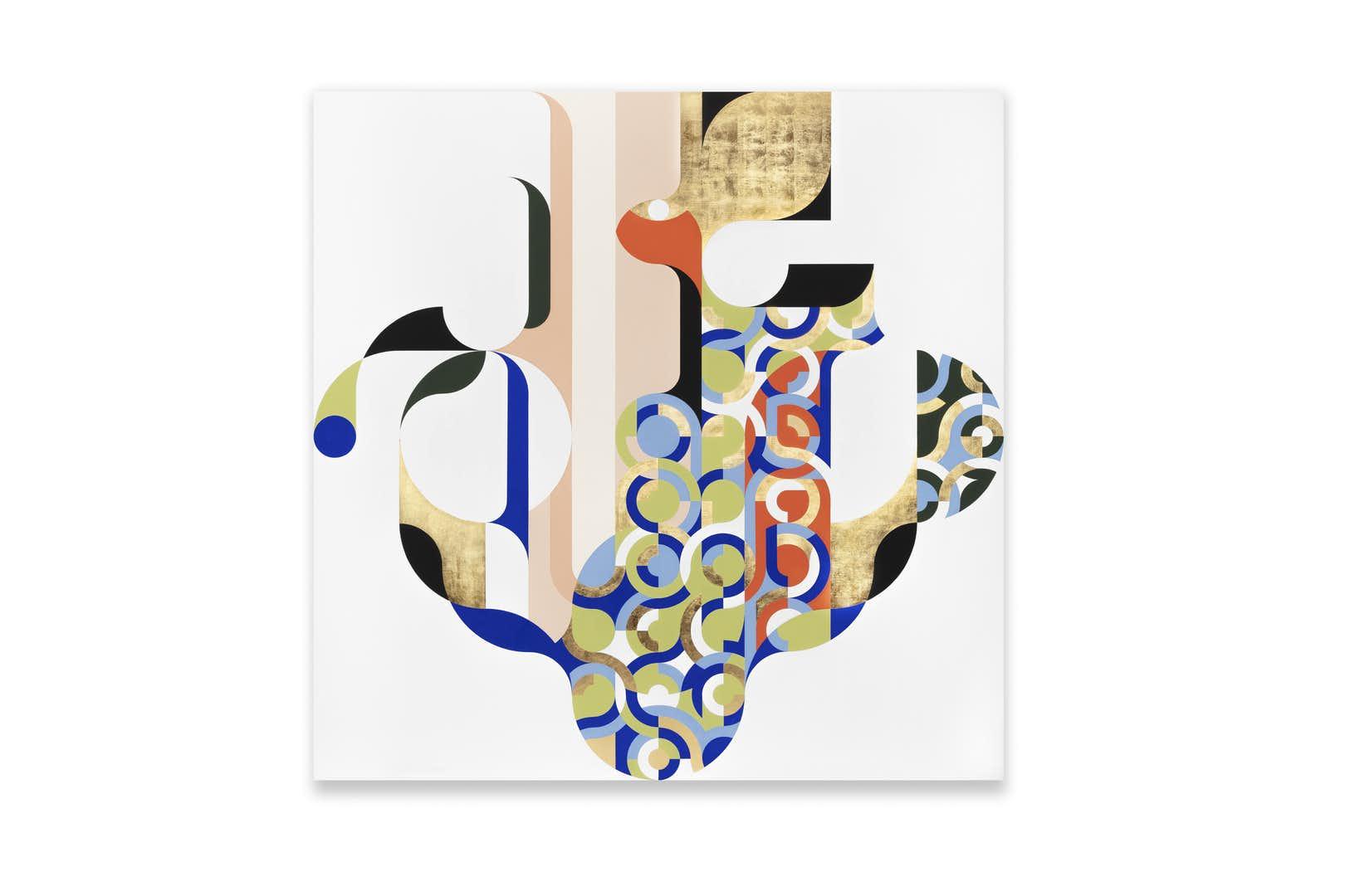 ガブリエル・オロスコ Untitled 2018-19 Courtesy of the artist and Rat Hole Gallery