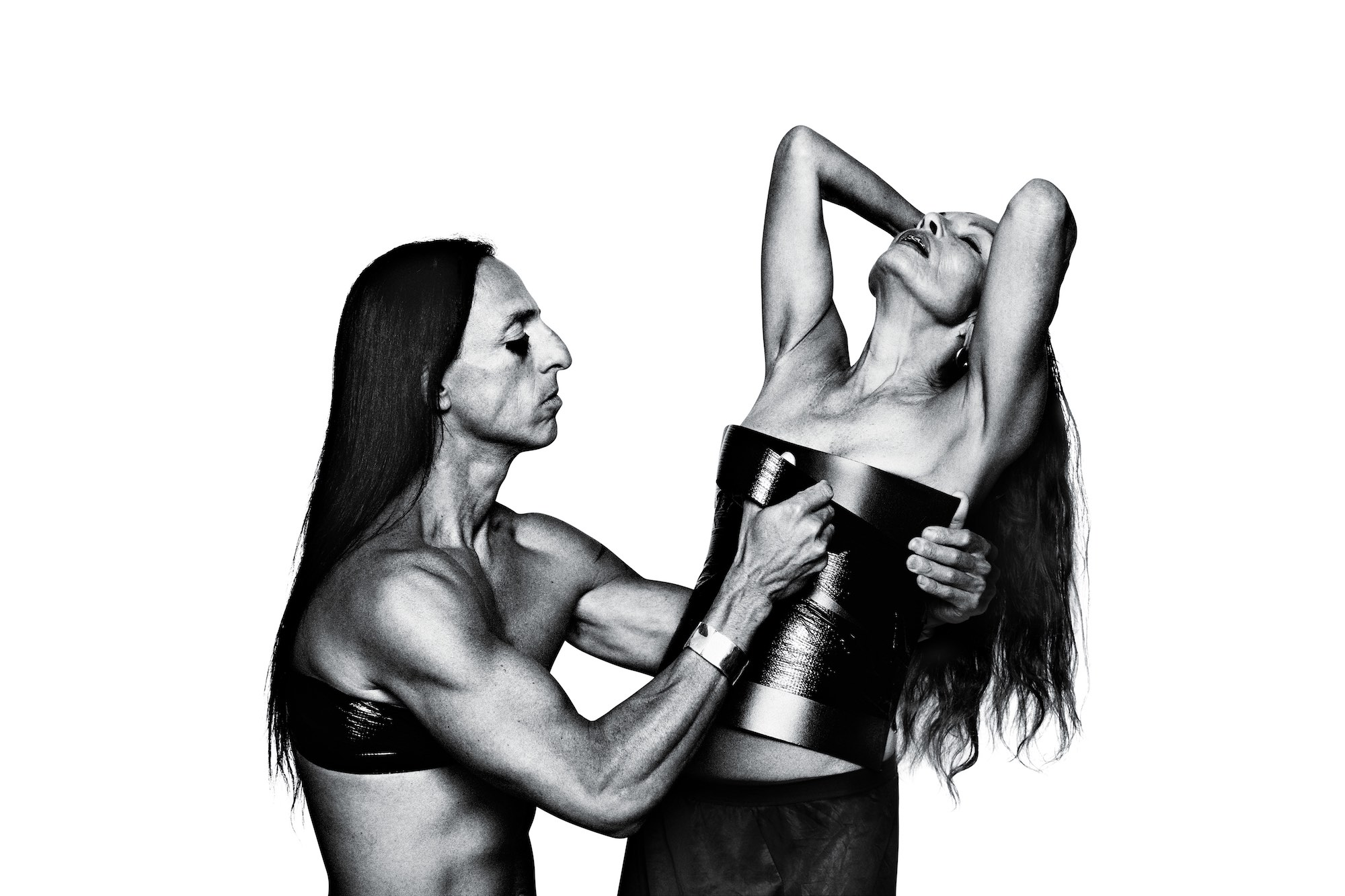 RICK OWENS & MICHELE LAMY | © Rick Owens Photographed by Danielle Levitt by Rick Owens, Rizzoli New York, 2019