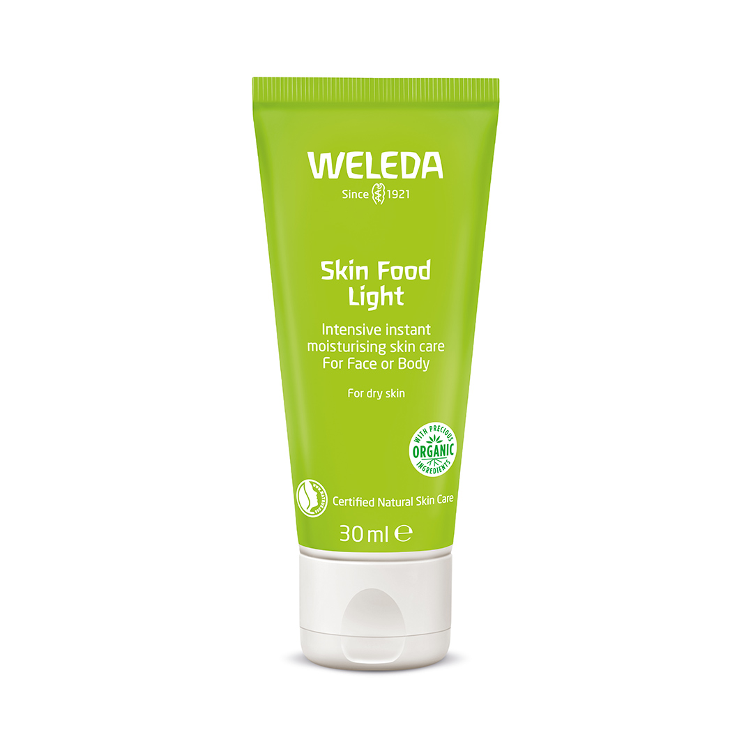 WELEDA スキンフード ライト 30ml ¥1,400 (9月4日発売)