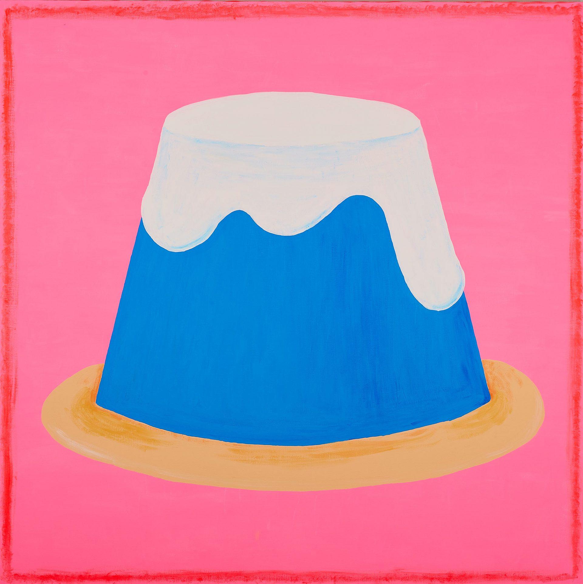 「富士山プリン」 ©︎ ベッキー