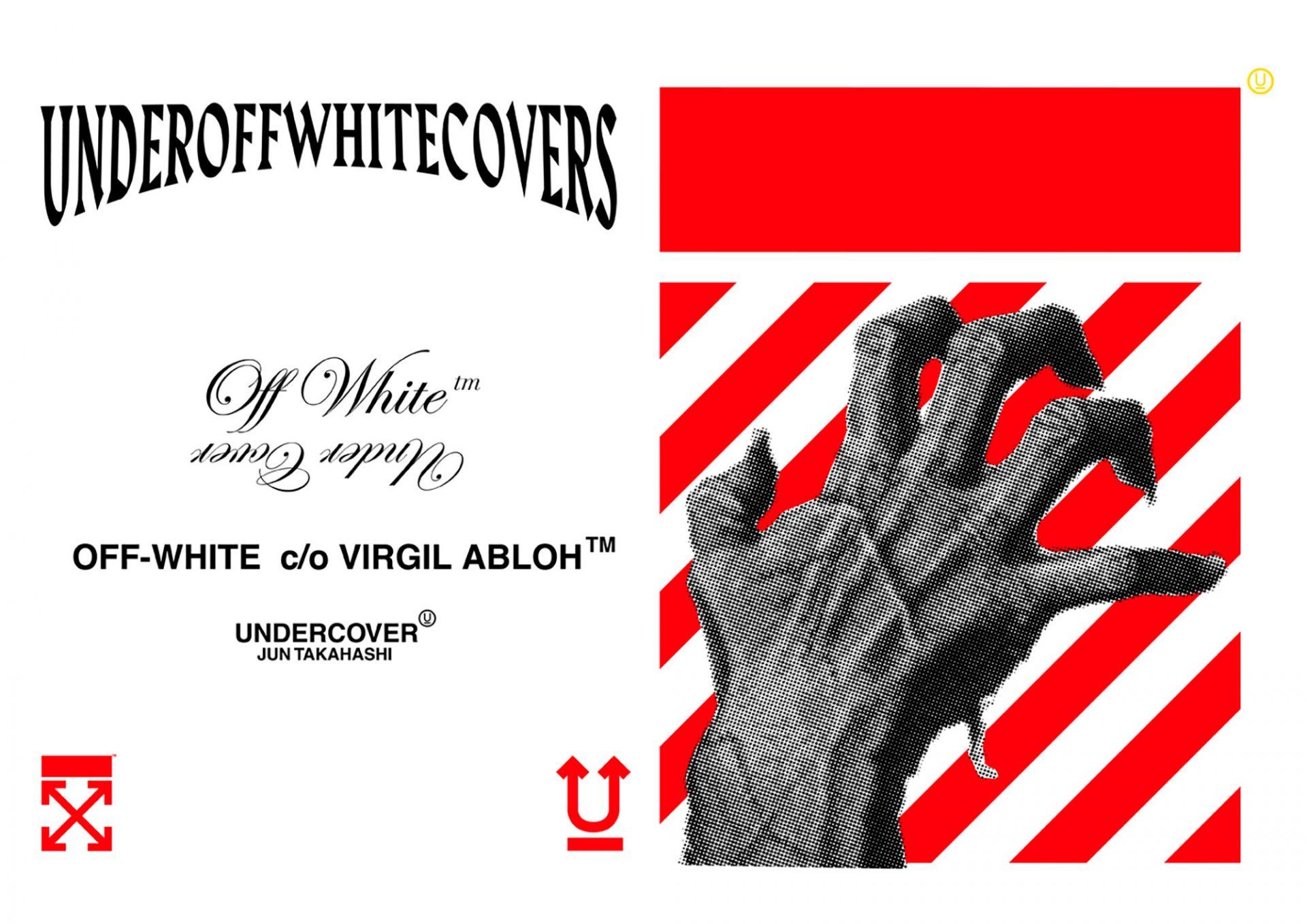 ©︎ OFF-WHITE™ c/o UNDERCOVER