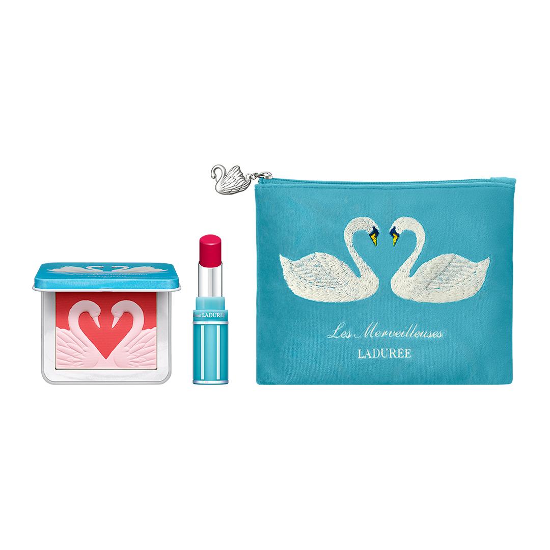 Les Merveilleuses Laduree メイクアップ コフレ Ⅶ 102 ¥7,000 (11月1日限定発売)