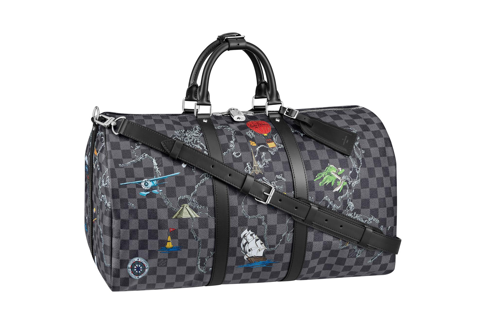 キーポル・バンドリエール 50 ¥274,000 | ©︎ Louis Vuitton