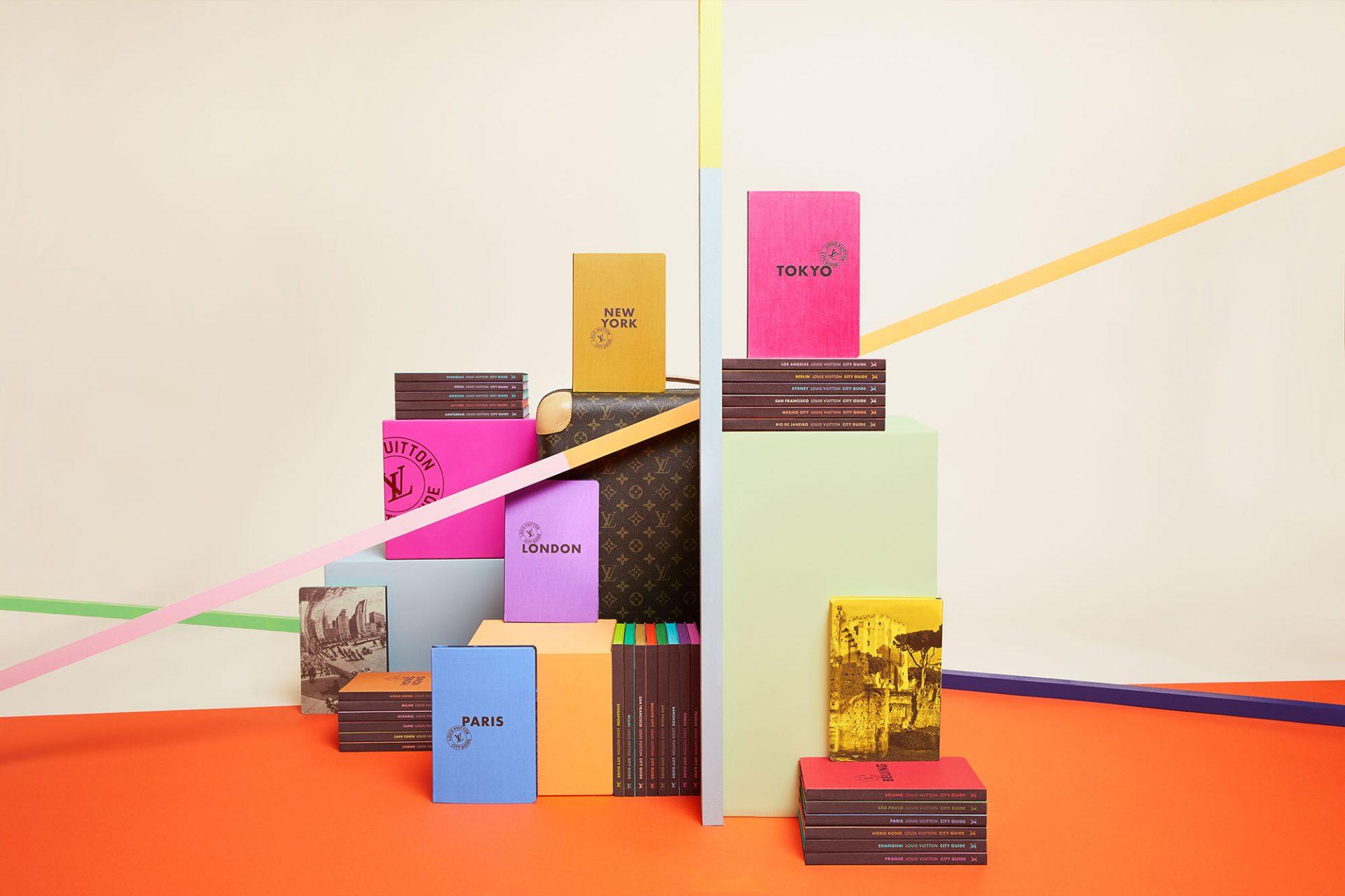 『シティ・ガイド』 | ©︎ Louis Vuitton