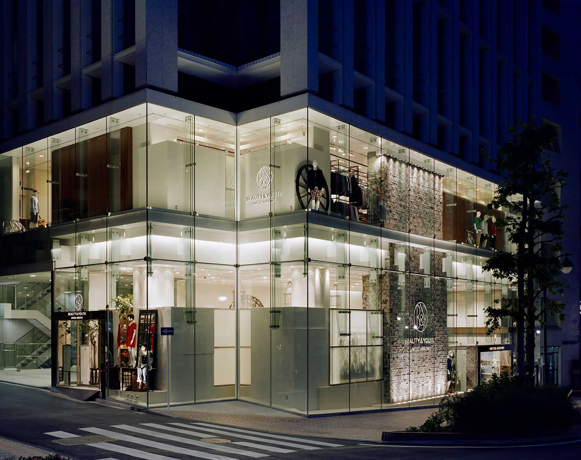 BEAUTY&YOUTH UNITED ARROWS渋谷公園通り店