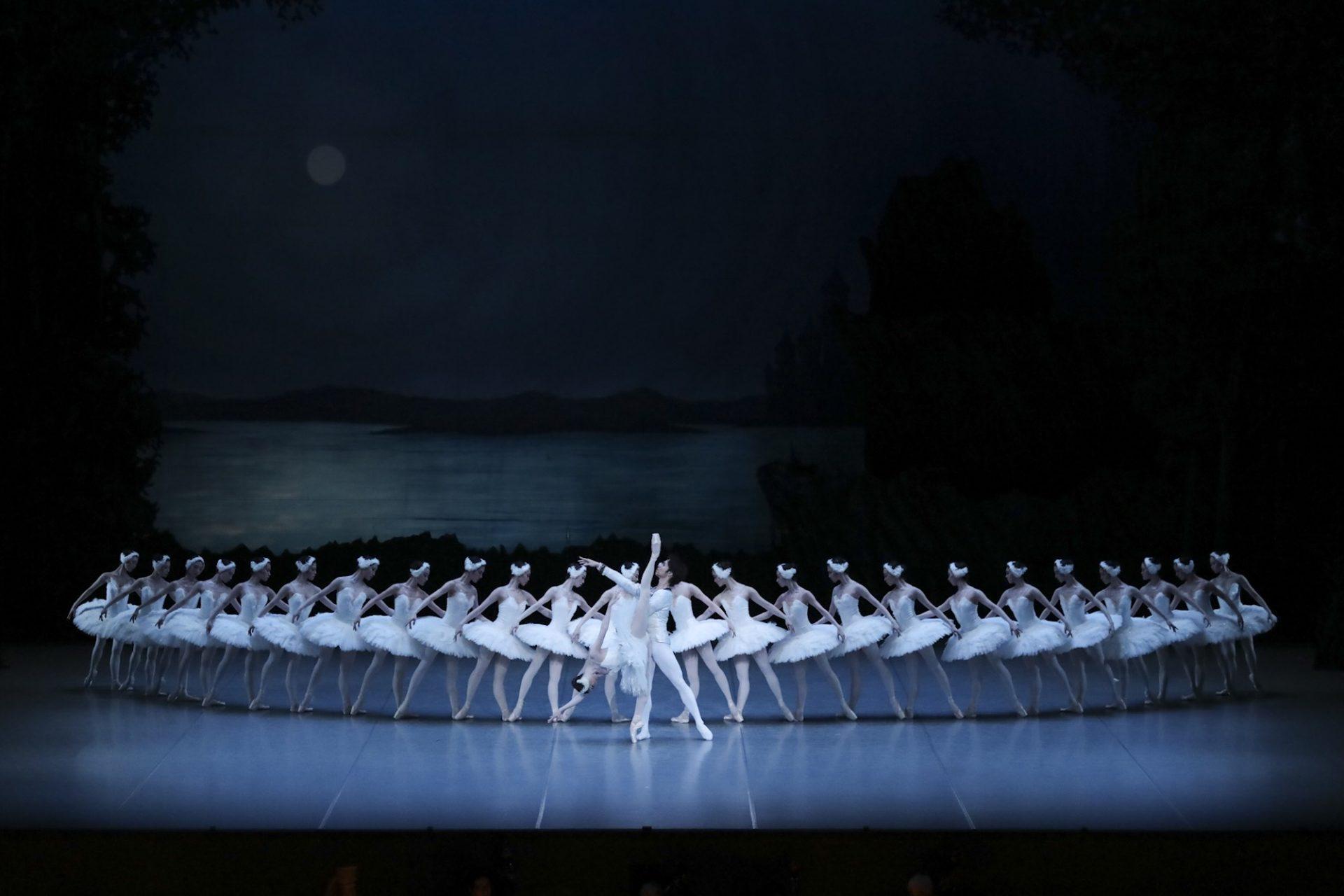 東京バレエ団「白鳥の湖」 | © Kiyonori Hasegawa
