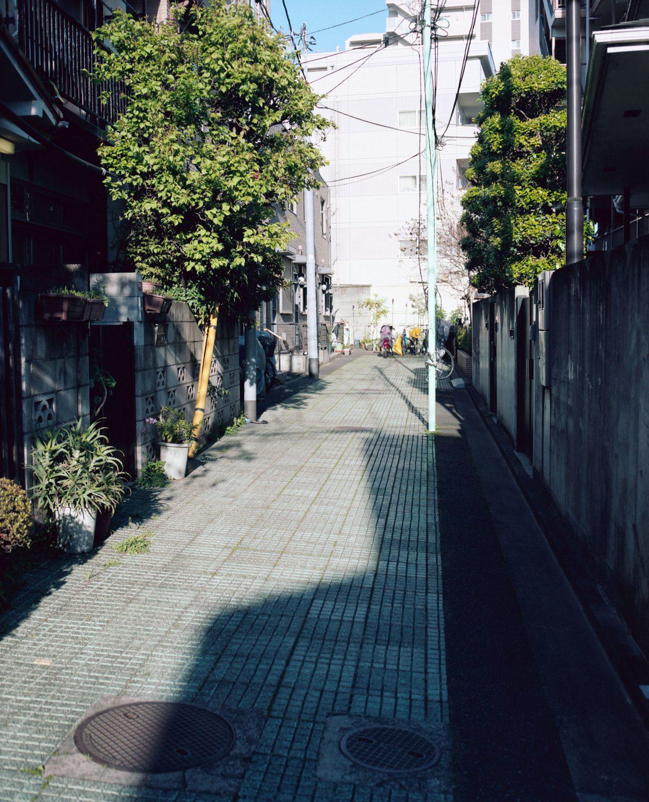 東高円寺 Tokyo April 2020