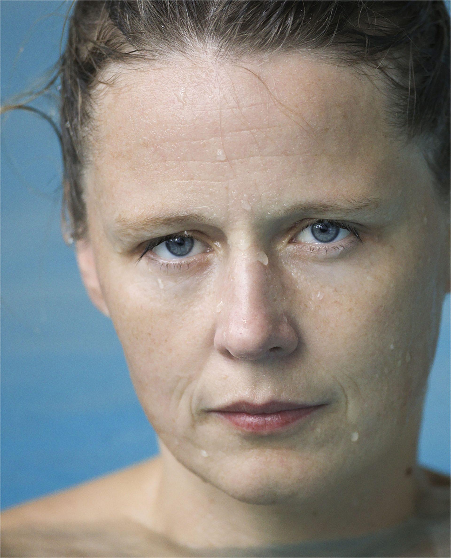 「あなたは天気 パート2」(部分) 2010-2011年 Courtesy of the artist and Hauser & Wirth © Roni Horn